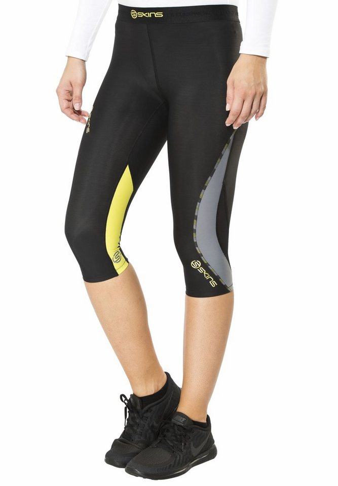 Skins Jogginghose »DNAmic 3/4 Tights Women« in schwarz