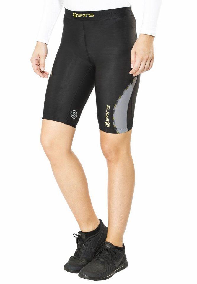 Skins Jogginghose »DNAmic Half Tights Women« in schwarz