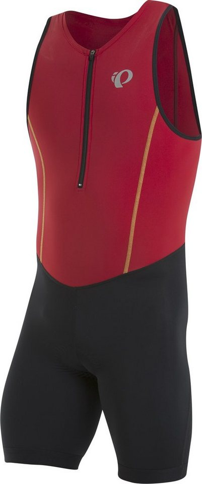 PEARL iZUMi Triathlonbekleidung »SELECT Pursuit Tri Suit Men true red/black« in rot