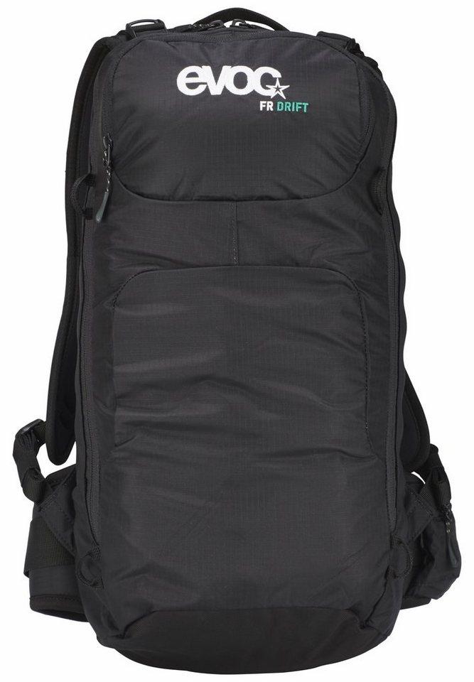 Evoc Sport- und Freizeittasche »FR Drift 10L S« in schwarz