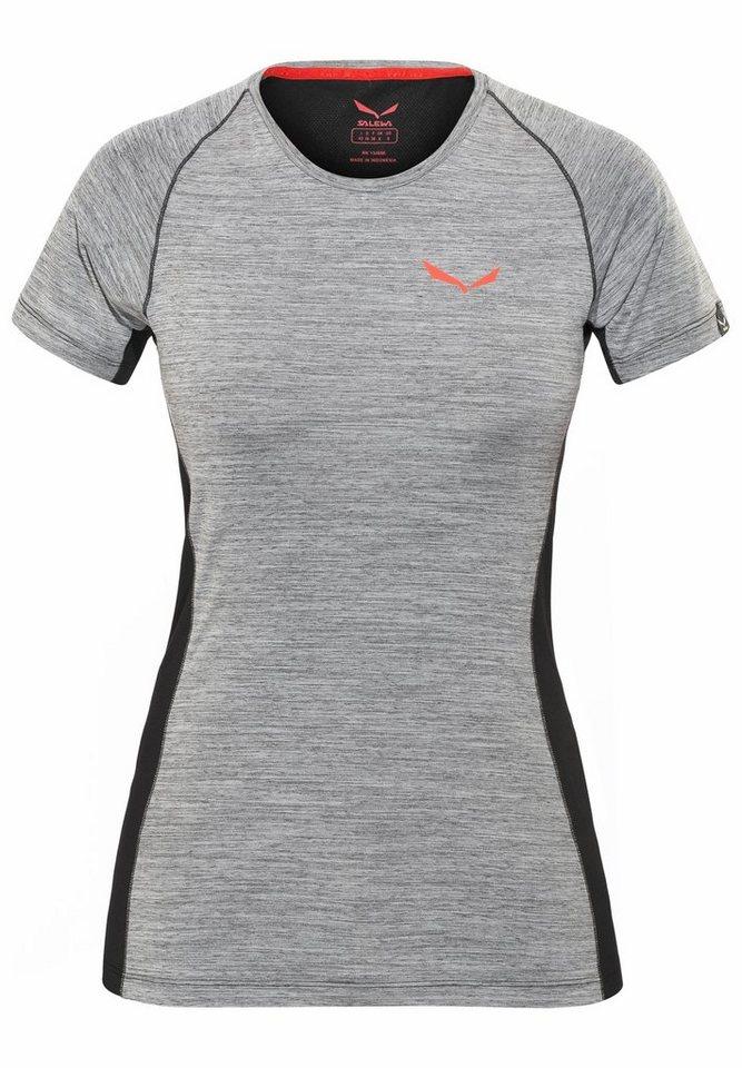 Salewa T-Shirt »Pedroc Dry«