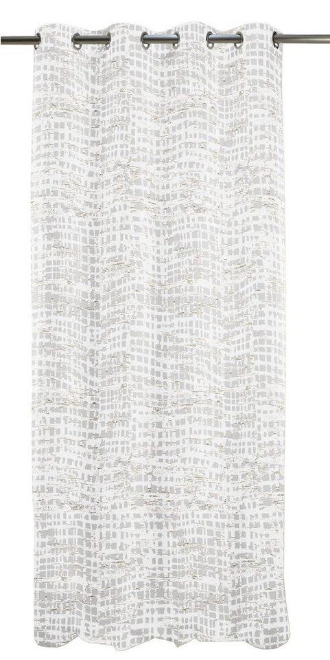 Vorhang, Apelt, »Element« (1 Stück) in weiß