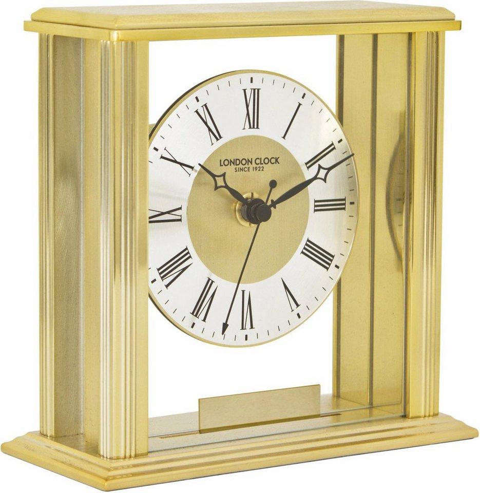 Home affaire Tischuhr in goldfarben