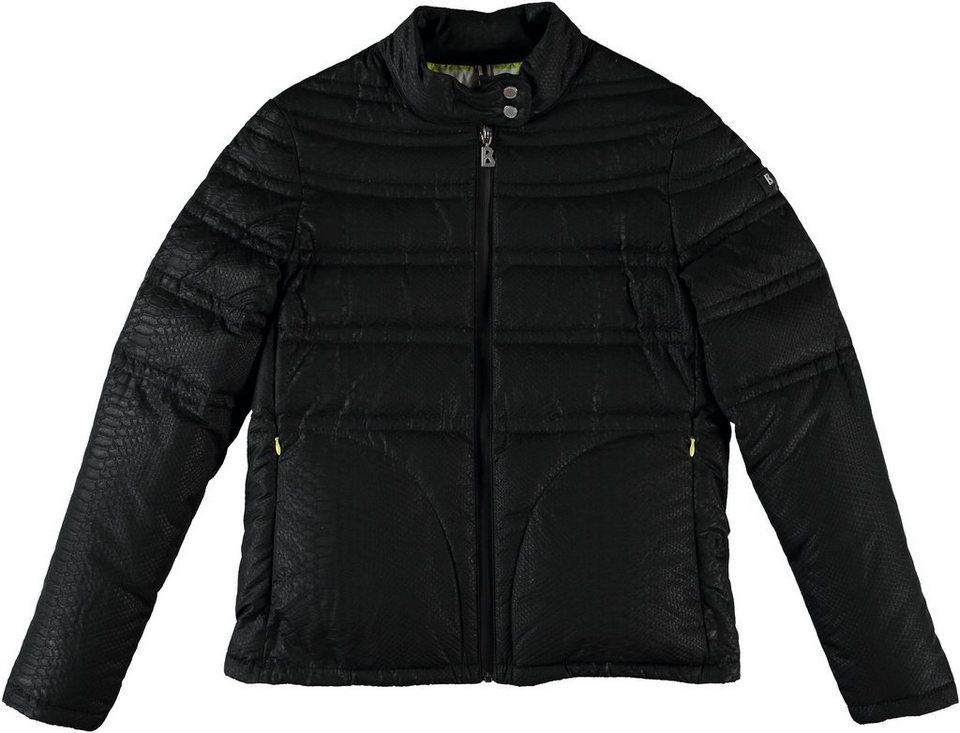 Bogner Jeans Daunenjacke in black