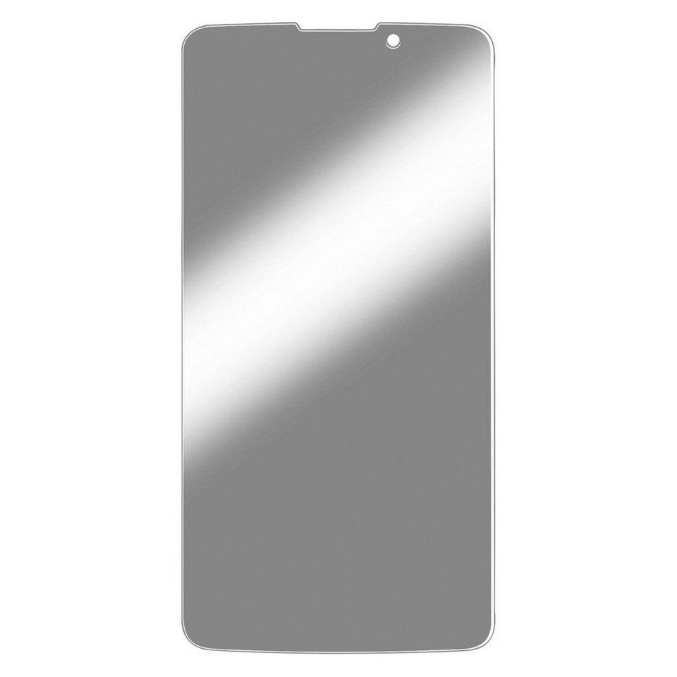 Hama Display-Schutzfolie Crystal Clear für Haier L52, 2 Stück in Transparent