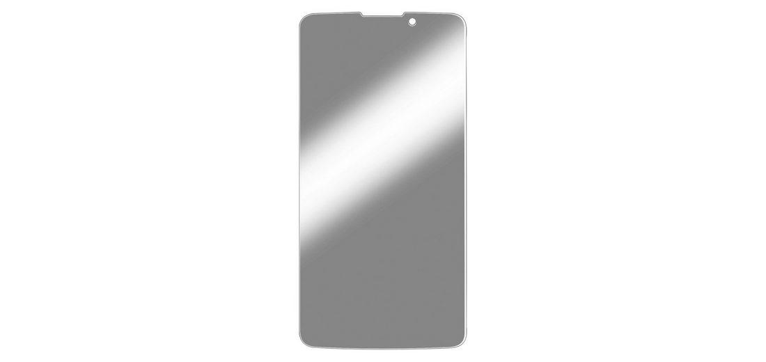 Hama Display-Schutzfolie Crystal Clear für Haier L52, 2 Stück