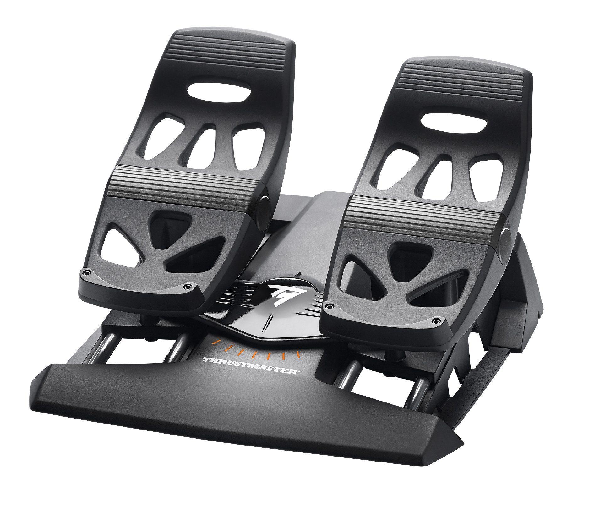 Thrustmaster Pedalset TFRP (Flight Rudder Pedals) »(PC PS4)«