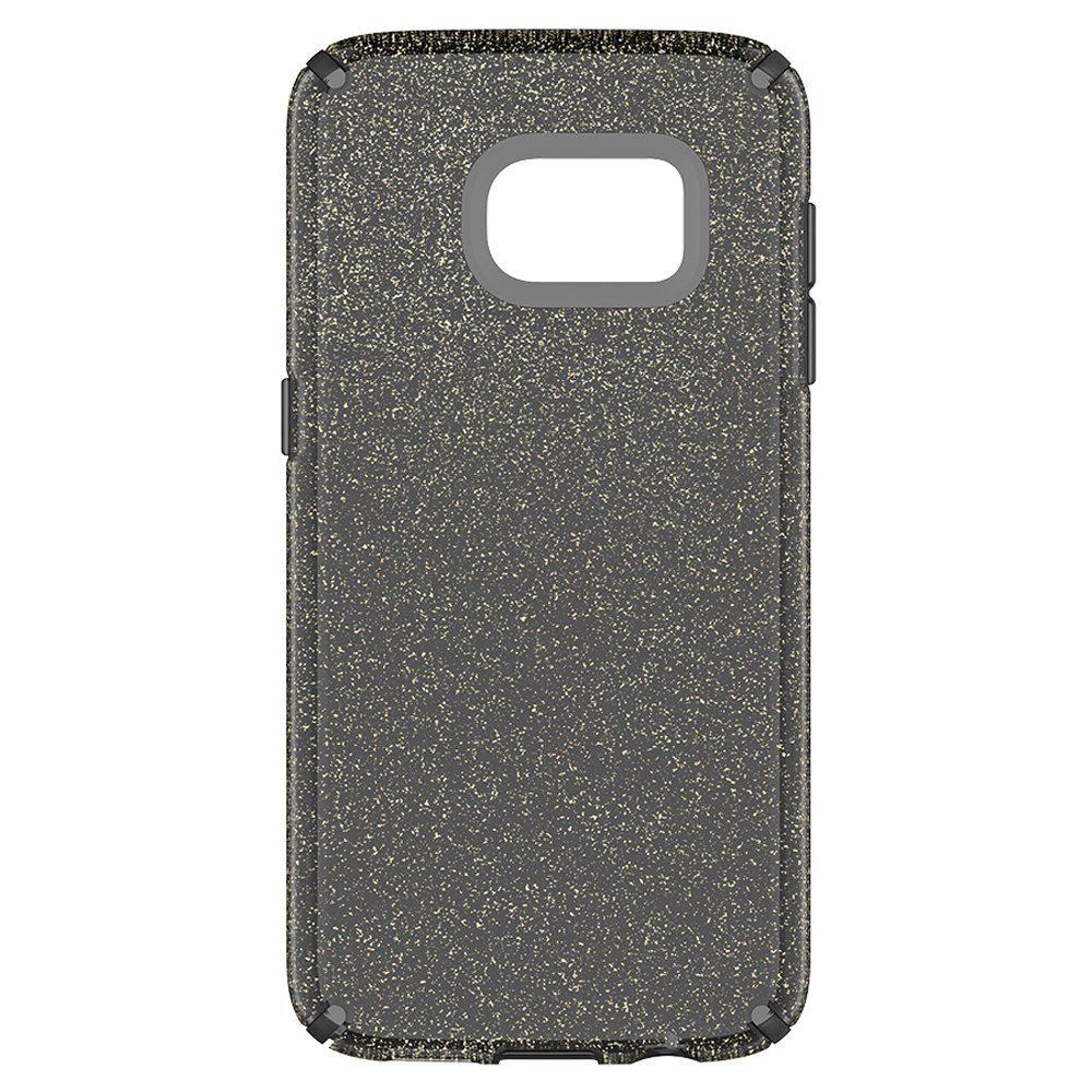 Speck HardCase »CandyShell Samsung Galaxy S7 CLEAR ONYX GOLD GLITT«
