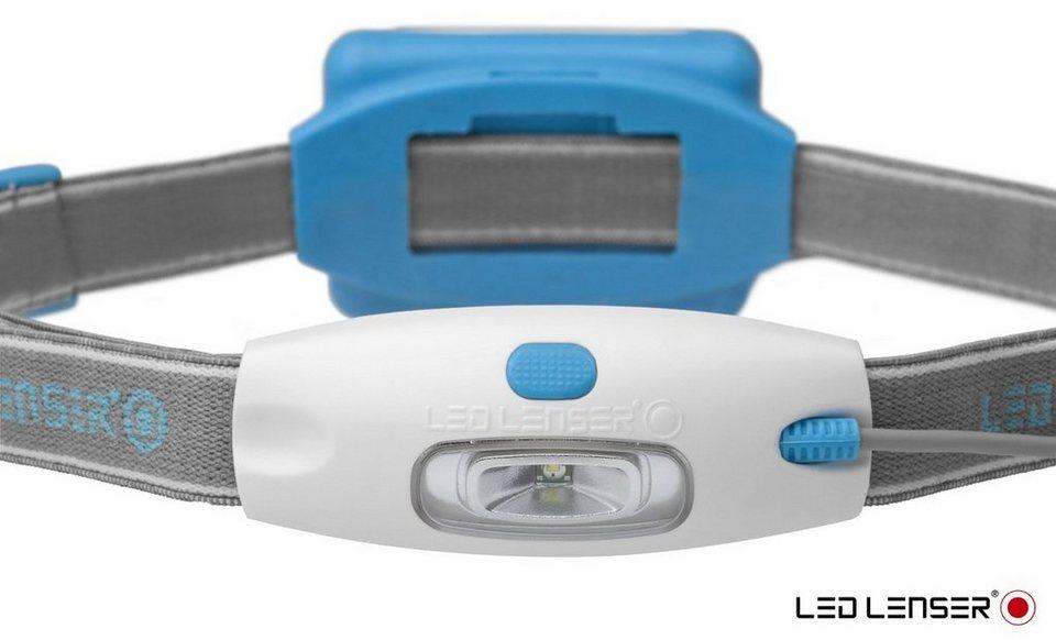 Led Lenser Kopflampe »NEO« in Blau-Weiß