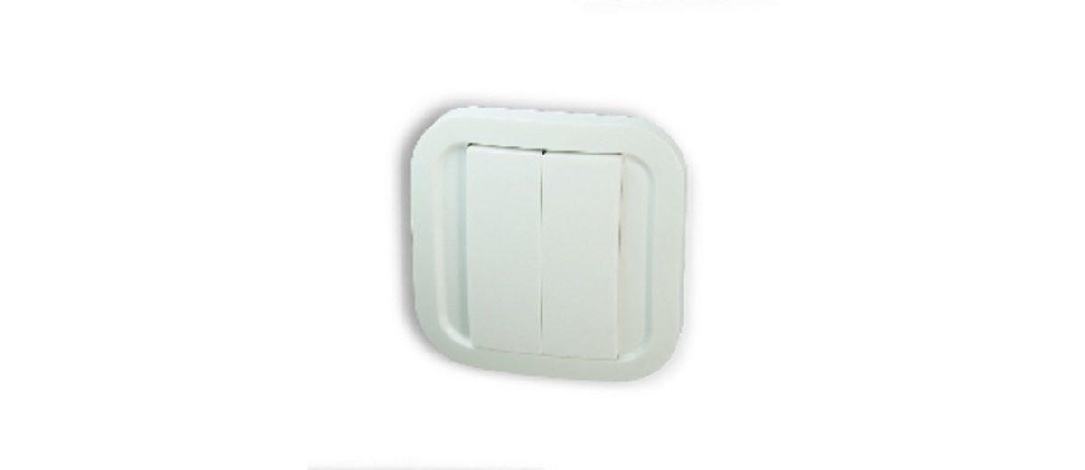 Z-Wave Smart Home Zubehör »Wandschalter cozy - Z-Wave Plus«