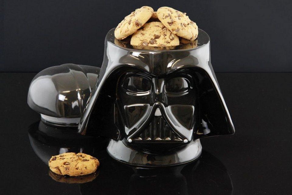 Paladone Fanartikel »Darth Vader Keksdose aus Keramik«