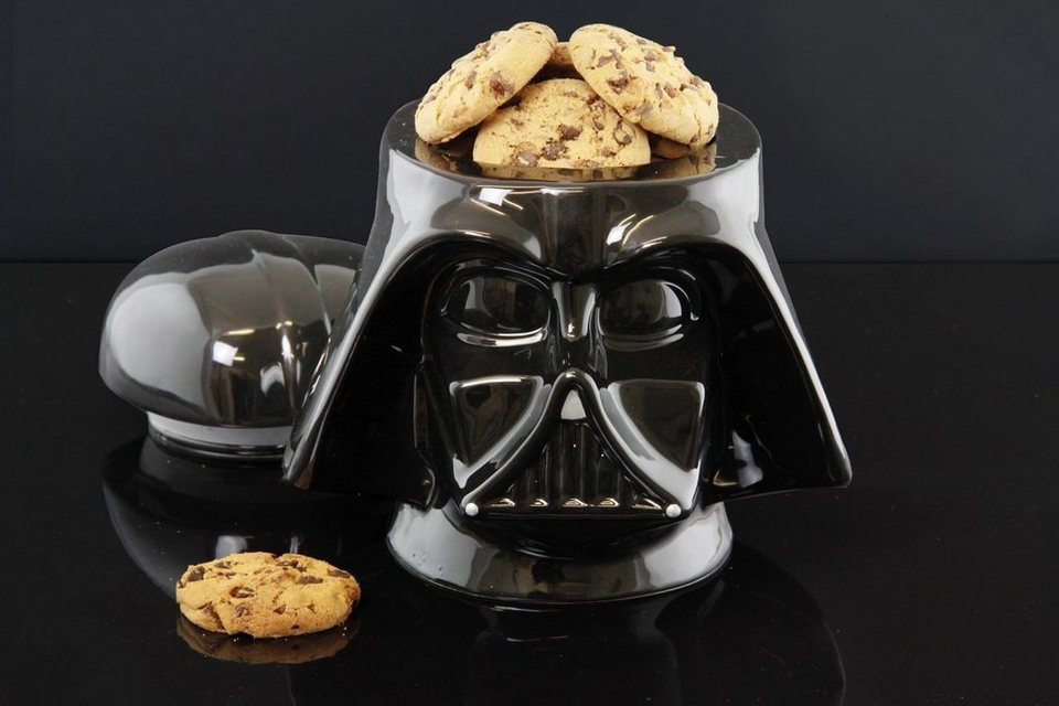 Paladone Fanartikel »Star Wars Darth Vader Keksdose aus Keramik«