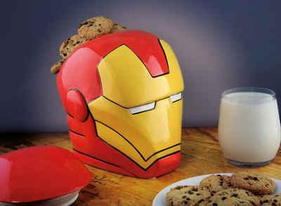 Paladone Fanartikel »Iron Man Keksdose aus Keramik« Sale Angebote Horka