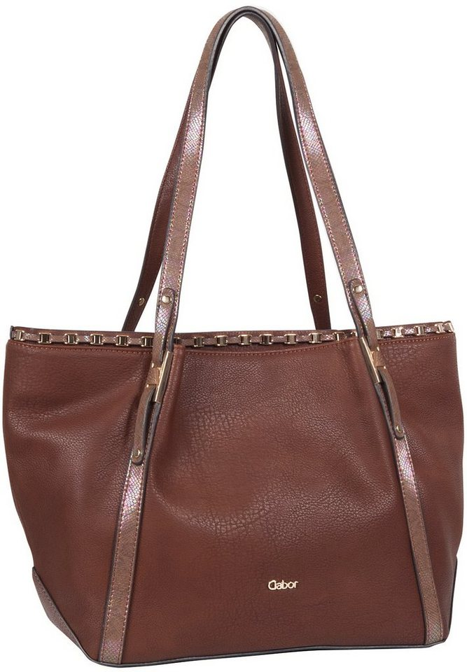 Gabor Shopper »ZORA« in braun