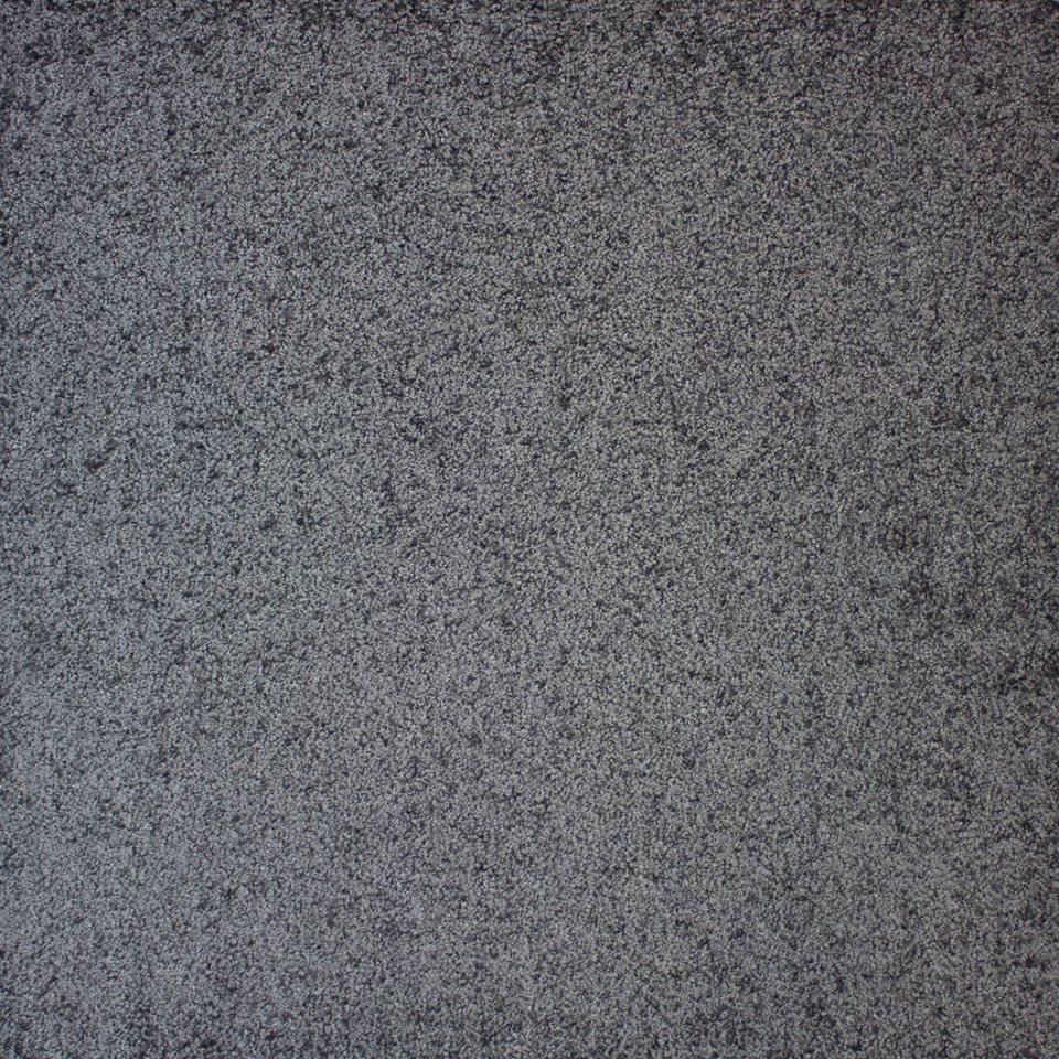 Teppichfliesen »Trenton«, 20er-Set in dunkelgrau