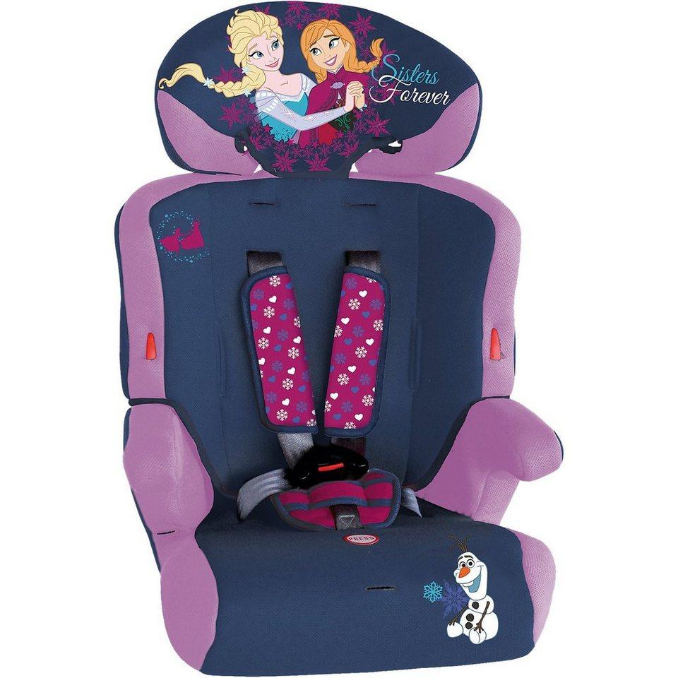 ProType Auto-Kindersitz, Die Eiskönigin (Frozen), 2016 in blau