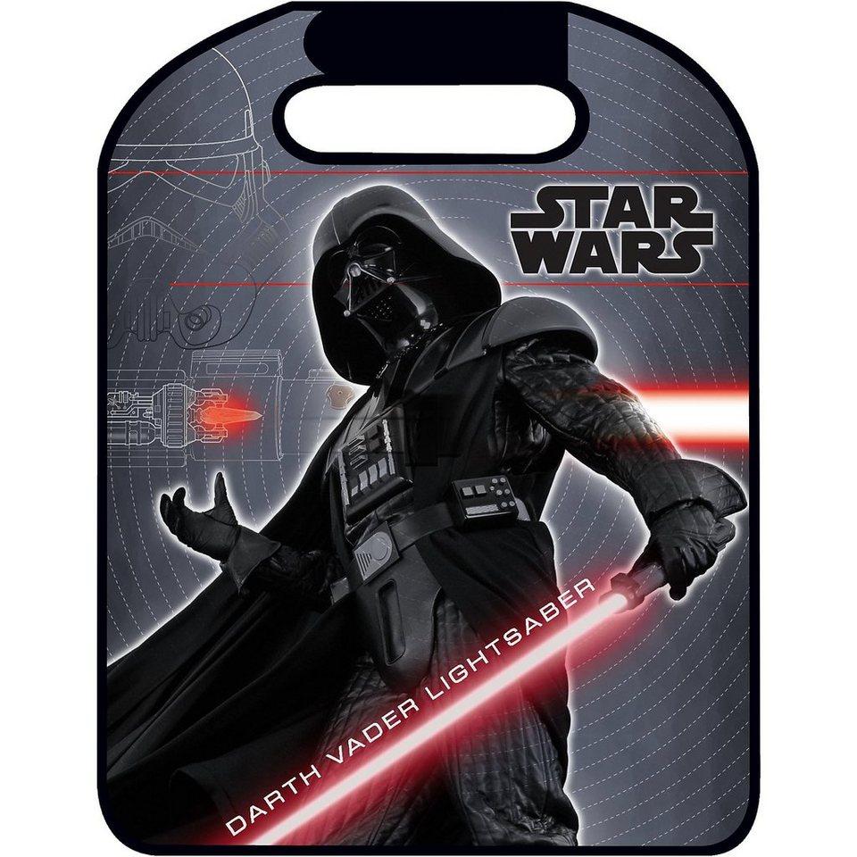 ProType Auto-Rückenlehnenschutz, Star Wars in grau