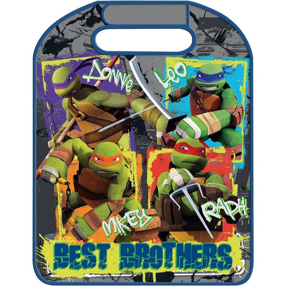ProType Auto-Rückenlehnenschutz, Ninja Turtles in blau