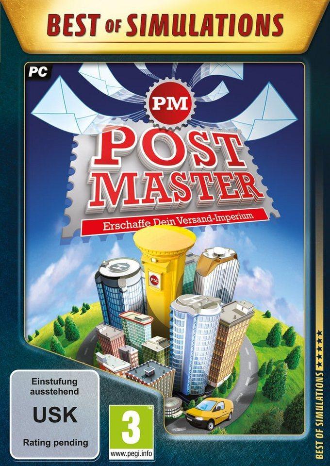 astragon PC - Spiel »Post Master«
