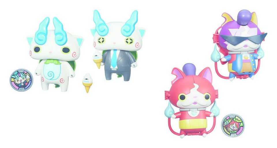 Hasbro Spielwaren »Yo-Kai Watch Verwandlungsfiguren«