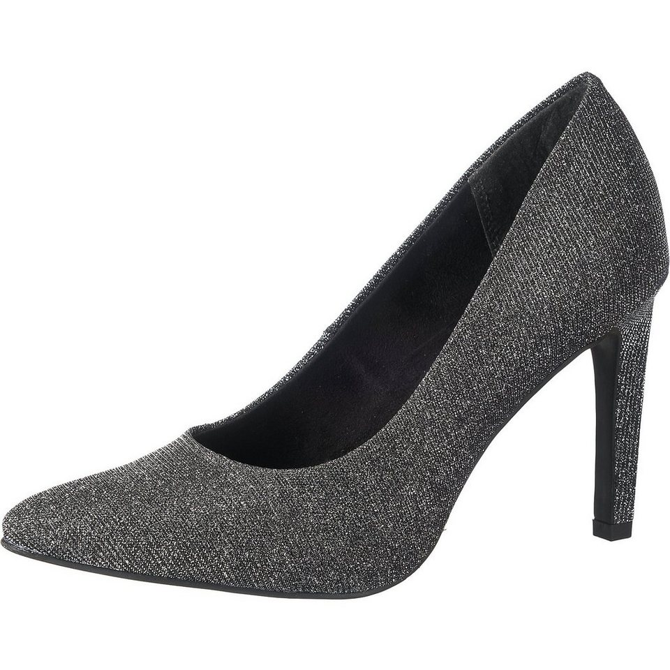 MARCO TOZZI Metato Pumps in grau Modell 1