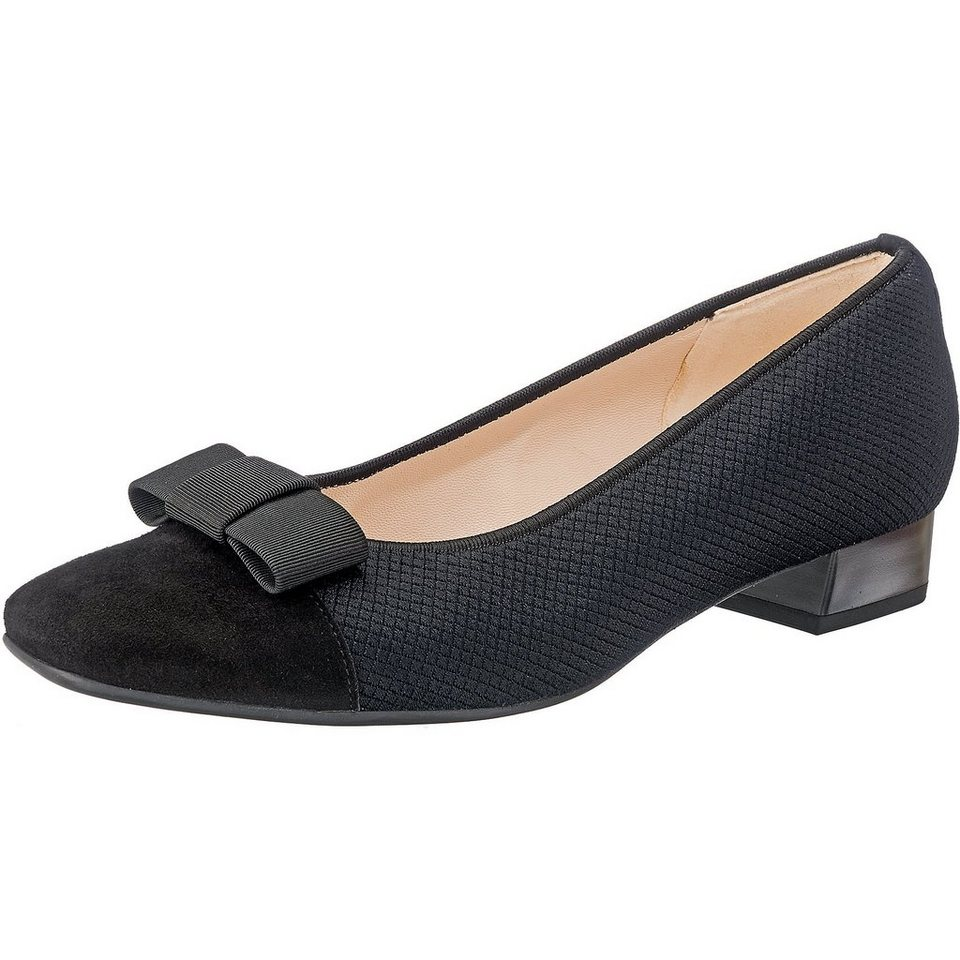 PETER KAISER Nancie Pumps in schwarz