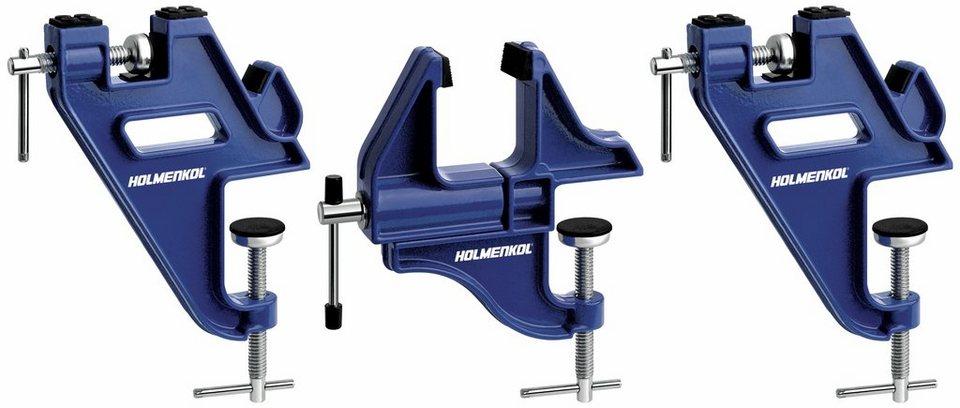 Holmenkol Skiwachs »All-In-One 2.0 Skispanner« in blau