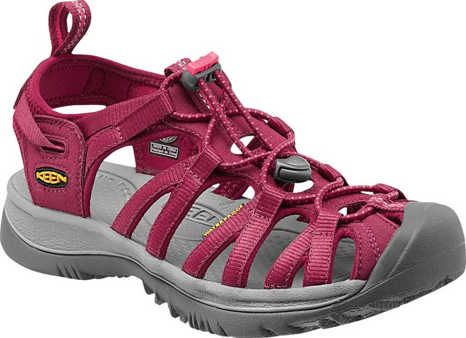 Keen Sandale »Whisper Sandals Women« in pink