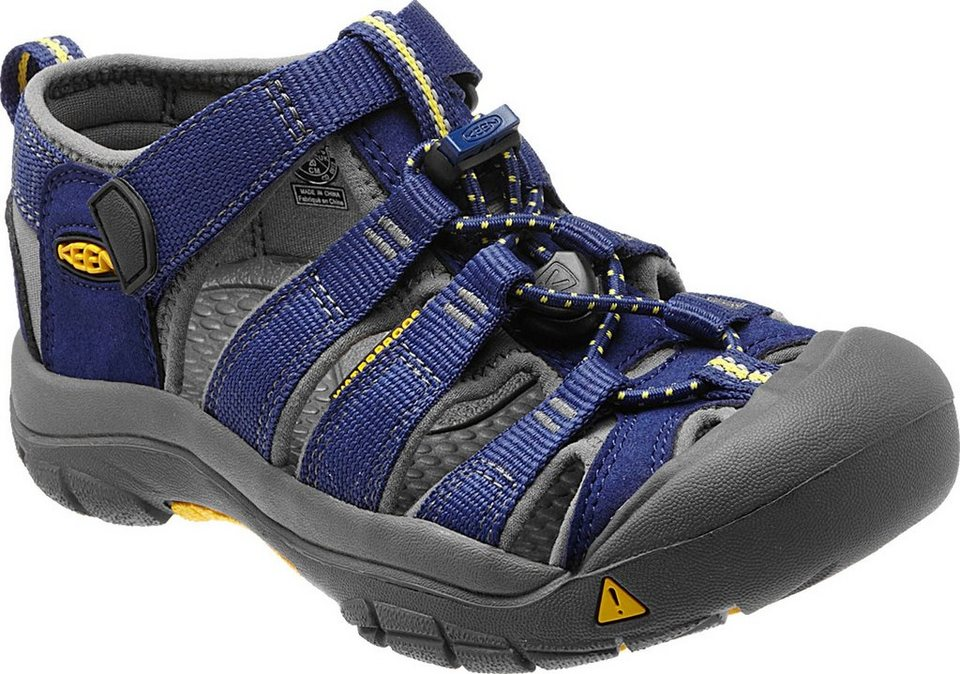 Keen Sandalen »Newport H2 Sandals Children« in blau