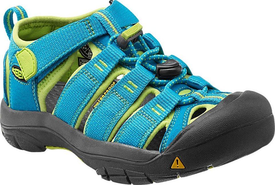 Keen Sandalen »Newport H2 Sandals Children« in blau