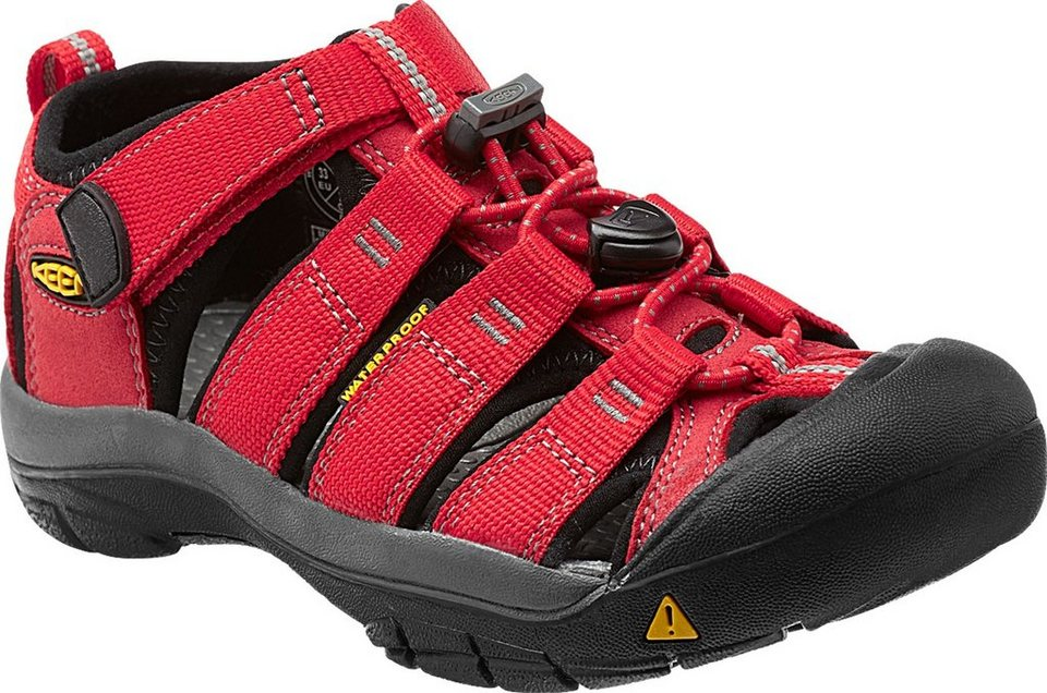 Keen Sandalen »Newport H2 Sandals Children« in rot