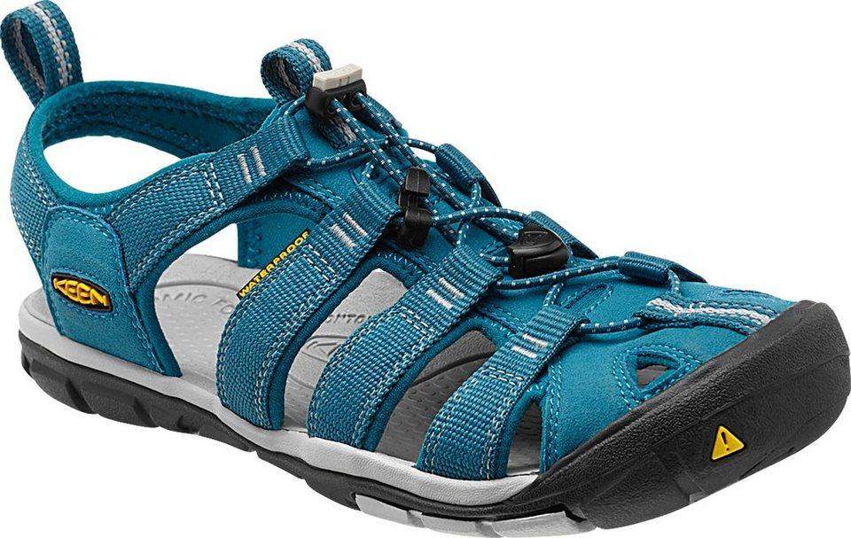 Keen Sandale »Clearwater CNX Sandals Women« in petrol