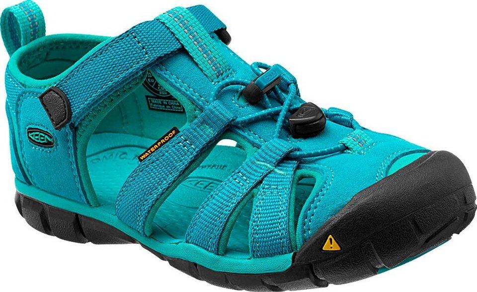 Keen Sandalen »Seacamp II CNX Sandals Youth« in blau