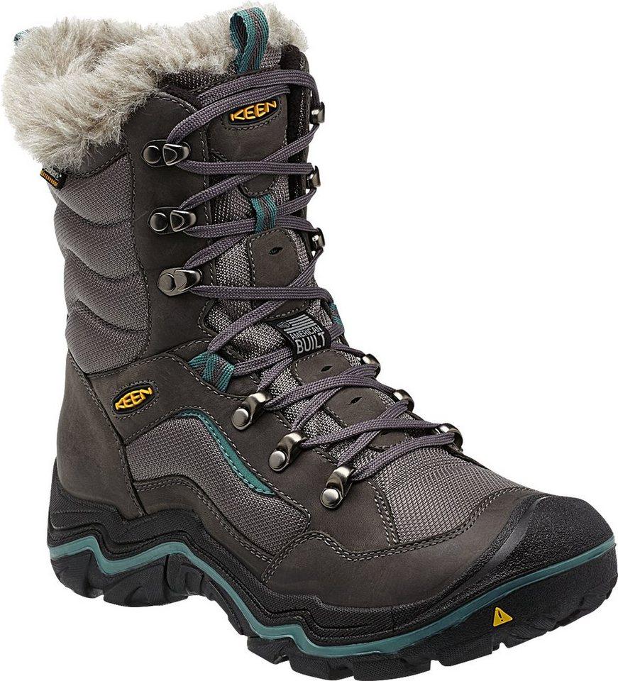 Keen Winterstiefel »Durand Polar Shoes Women« in grau