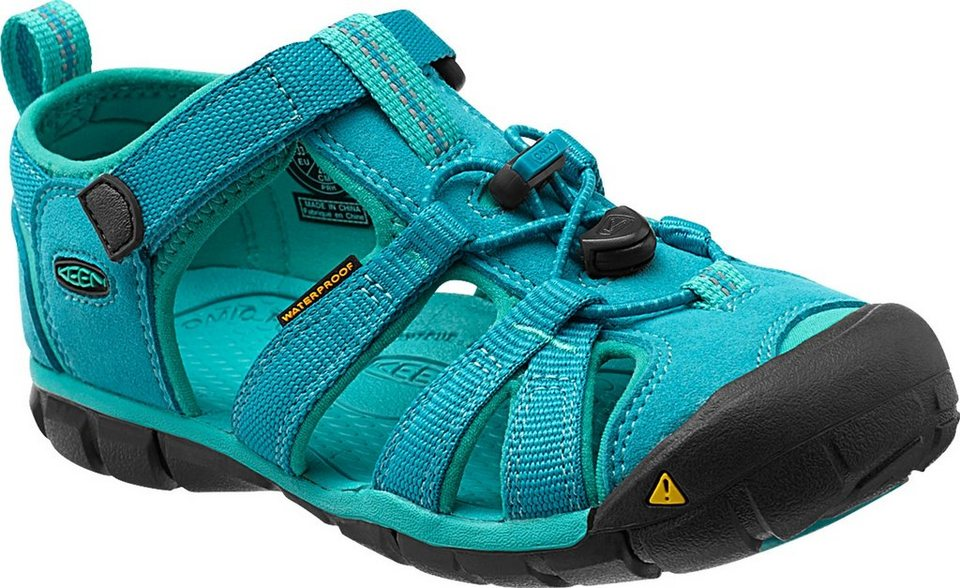 Keen Sandalen »Seacamp II CNX Sandals Children« in türkis