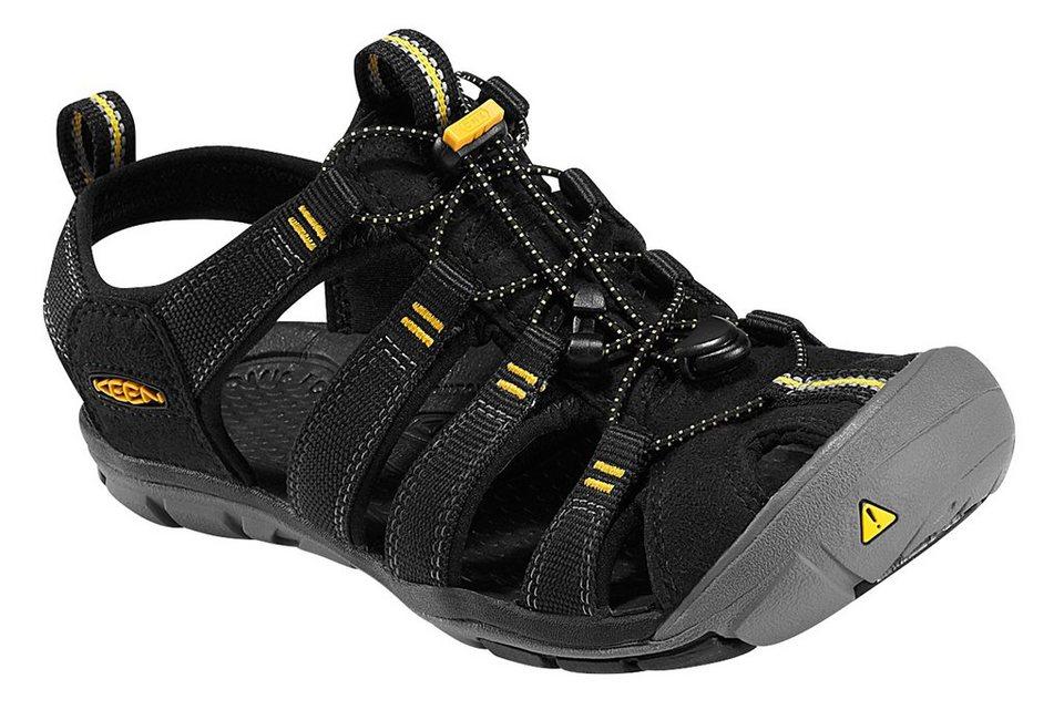 Keen Sandale »Clearwater CNX Sandals Women« in schwarz