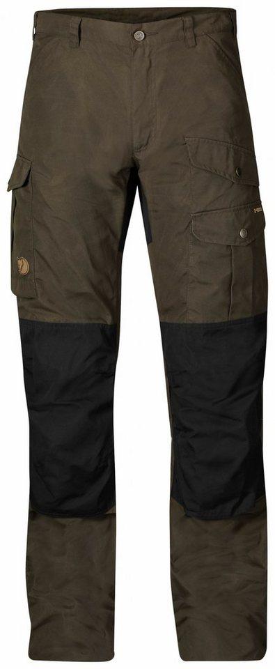 Fjällräven Outdoorhose »Barents Pro Trousers Men« in oliv