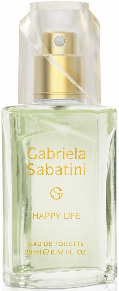 Gabriela Sabatini, »Happy Life«, Eau de Toilette