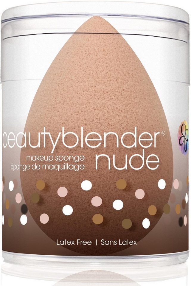 The Original Beautyblender, »Beautyblender Nude«, Make-up Schwamm in Beige