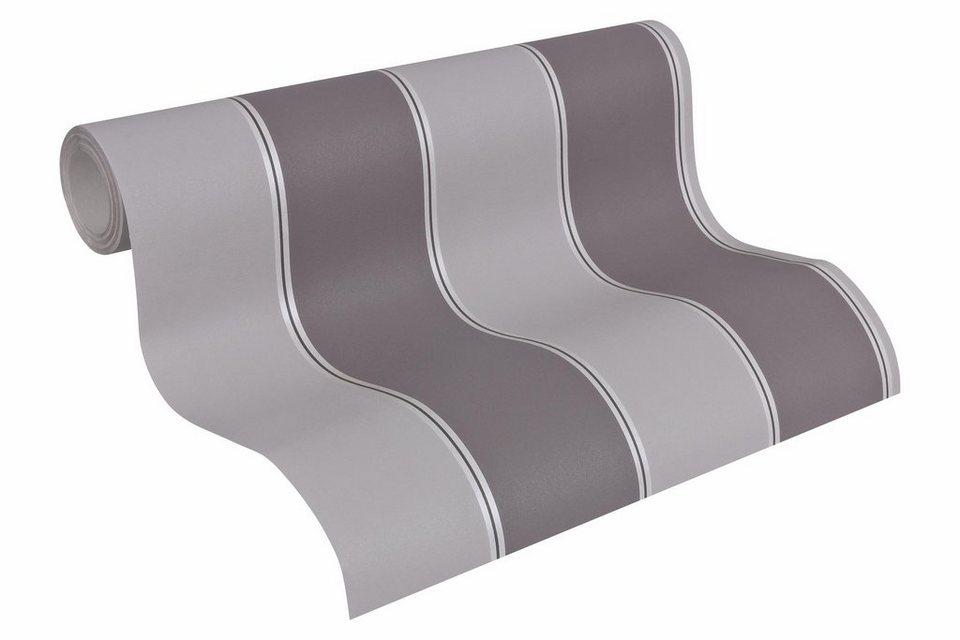 vliestapete livingwalls streifentapete michalsky 2 south beach online kaufen otto. Black Bedroom Furniture Sets. Home Design Ideas