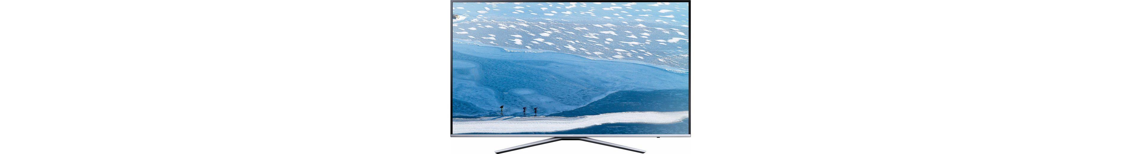 Samsung UE49KU6409UXZG, LED Fernseher, 123 cm (49 Zoll), 2160p (4K Ultra HD), Smart-TV