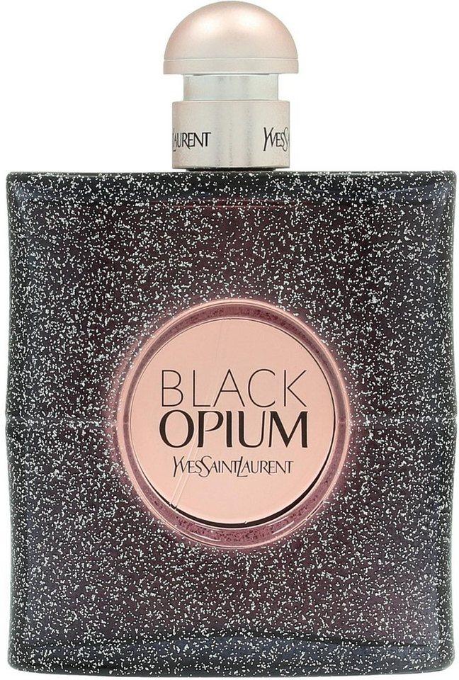 Yves Saint Laurent , »Black Opium Nuit Blanche«, Eau de Parfum