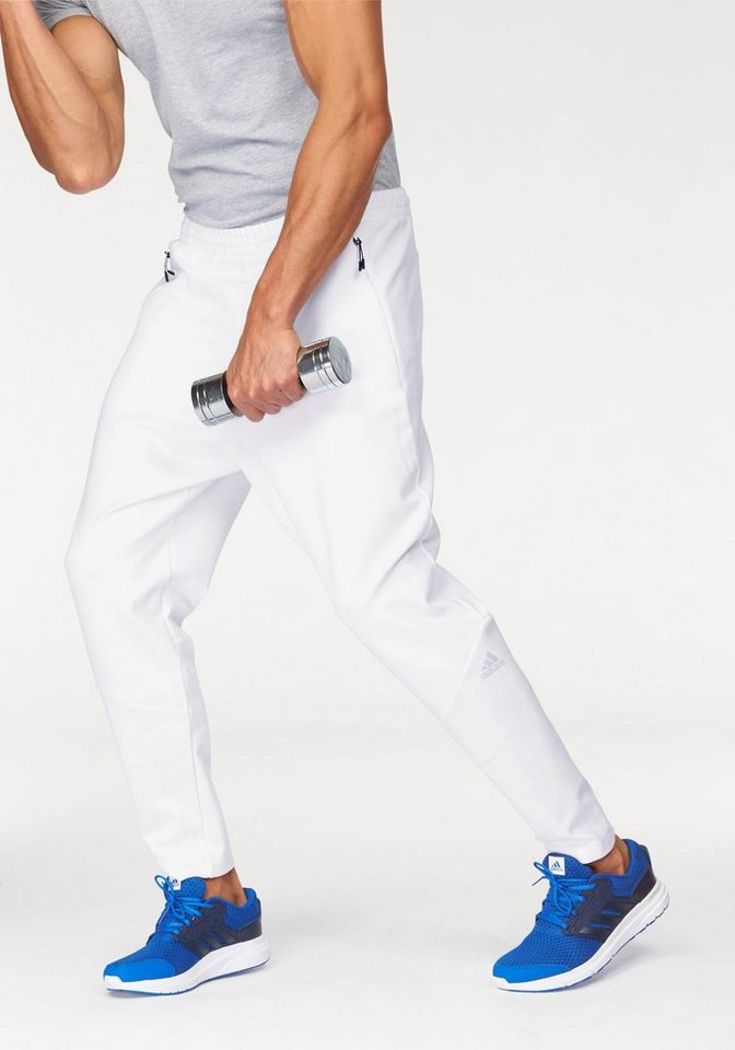adidas Performance Sporthose »Z.N.E. PANT« in weiß