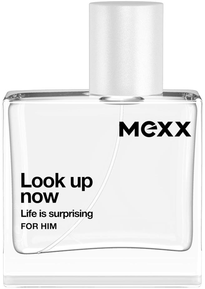 Mexx, »Look up now for him«, Eau de Toilette