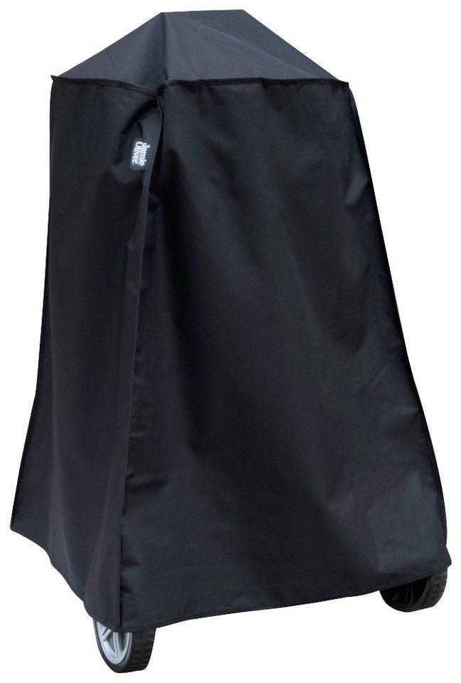 JAMIE OLIVER Schutzhülle , für Grill »Classic«, Ø/Höhe: 66/98 cm in schwarz
