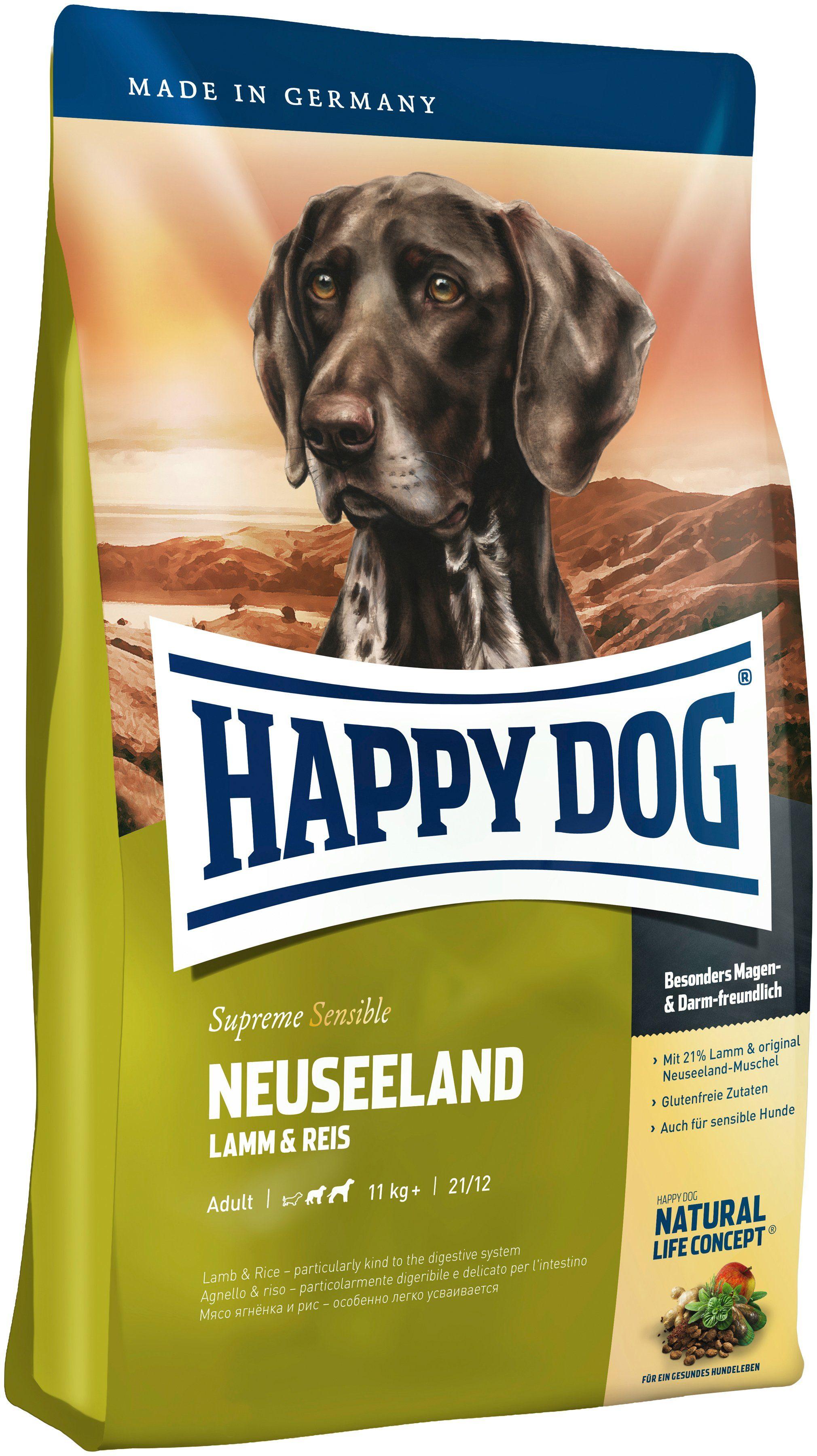Happy Dog Hundetrockenfutter »Supreme Sensible Neuseeland«, 12,5 kg