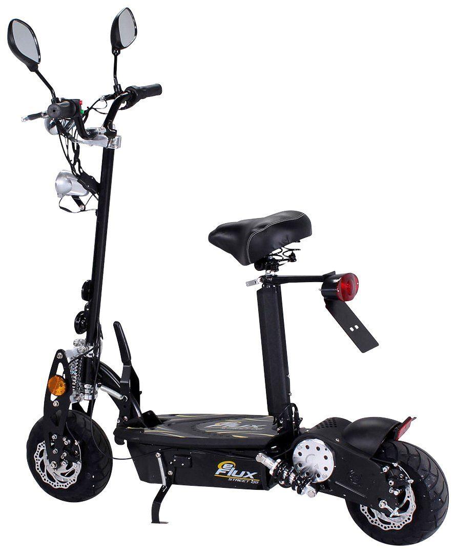 Eflux E-Scooter »Street 20«, 500 Watt, 20 km/h