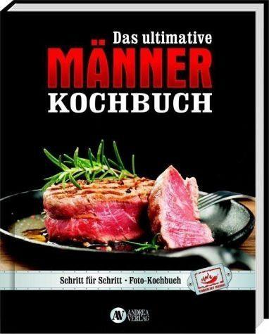 Gebundenes Buch »Das ultimative Männerkochbuch groß«