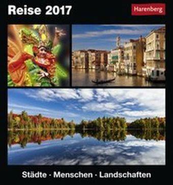 Kalender »Reise Kulturkalender 2017«