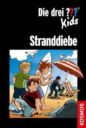 Gebundenes Buch »Die drei ??? Kids. Stranddiebe (drei...«